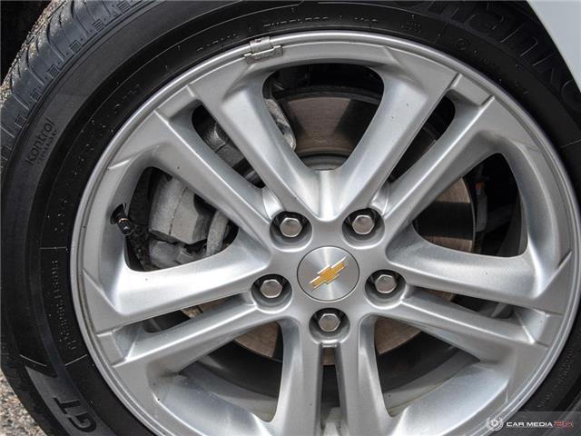 2018 Chevrolet Cruze LT Auto (Stk: D1408) in Regina - Image 6 of 27
