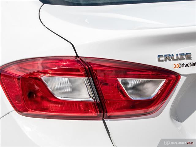 2018 Chevrolet Cruze LT Auto (Stk: D1408) in Regina - Image 11 of 27