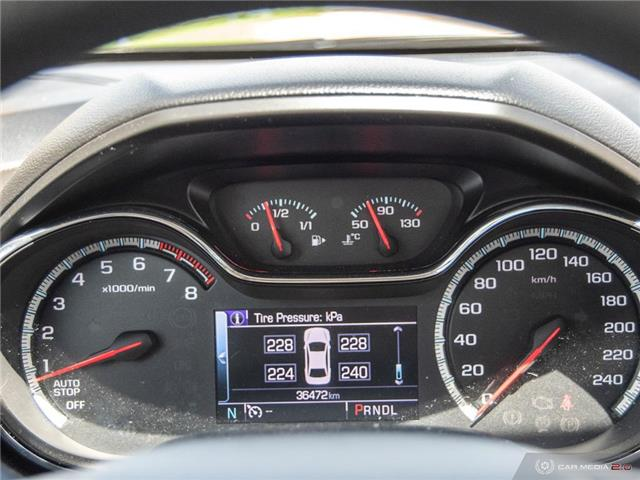 2018 Chevrolet Cruze LT Auto (Stk: D1408) in Regina - Image 14 of 27