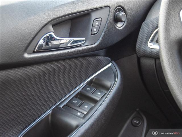 2018 Chevrolet Cruze LT Auto (Stk: D1408) in Regina - Image 16 of 27