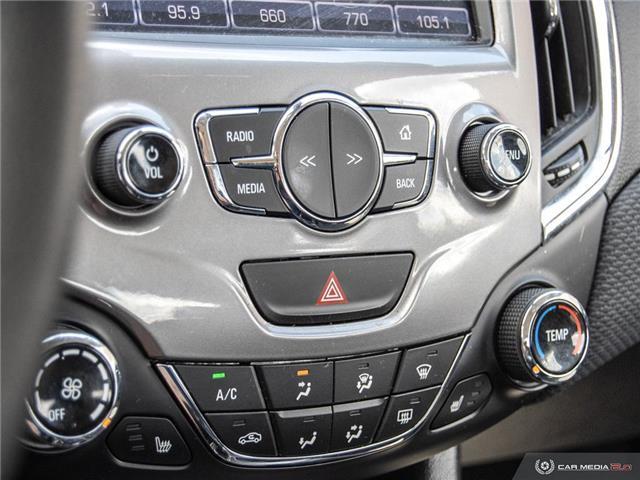 2018 Chevrolet Cruze LT Auto (Stk: D1408) in Regina - Image 20 of 27
