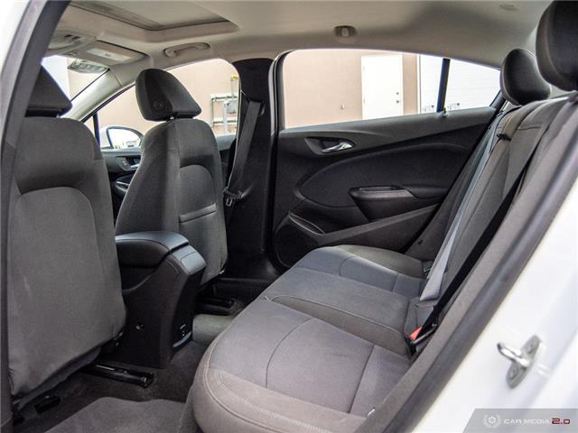 2018 Chevrolet Cruze LT Auto (Stk: D1408) in Regina - Image 24 of 27