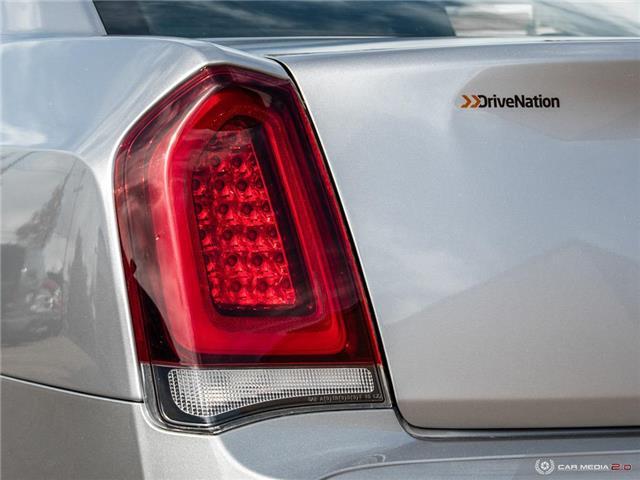 2018 Chrysler 300 S (Stk: D1412) in Regina - Image 11 of 27