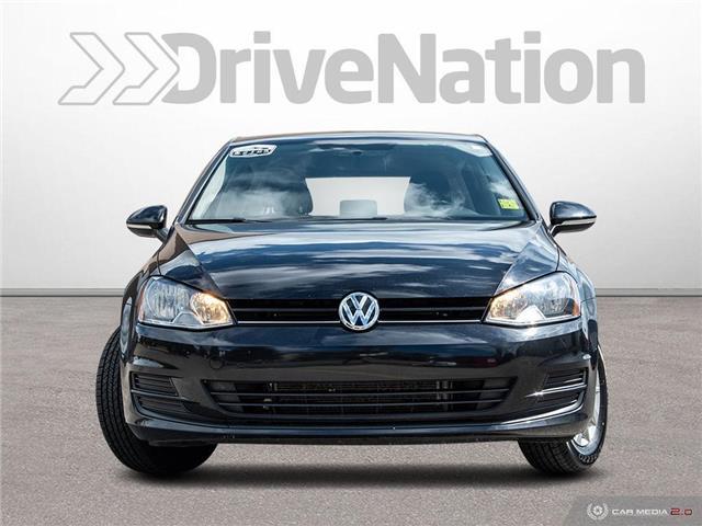 2017 Volkswagen Golf 1.8 TSI Trendline (Stk: D1400) in Regina - Image 2 of 27