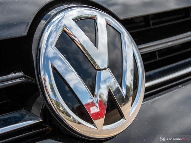 2017 Volkswagen Golf 1.8 TSI Trendline (Stk: D1400) in Regina - Image 9 of 27