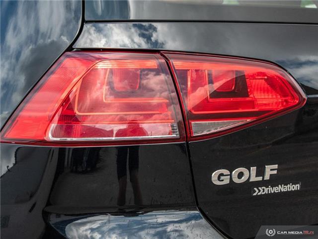 2017 Volkswagen Golf 1.8 TSI Trendline (Stk: D1400) in Regina - Image 12 of 27