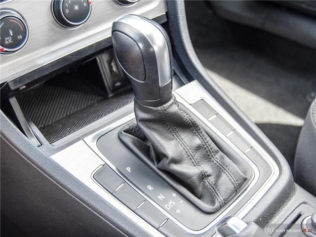 2017 Volkswagen Golf 1.8 TSI Trendline (Stk: D1400) in Regina - Image 18 of 27