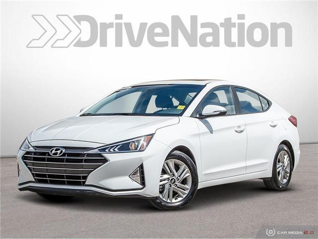 2019 Hyundai Elantra Preferred KMHD84LF8KU836535 D1409 in Regina