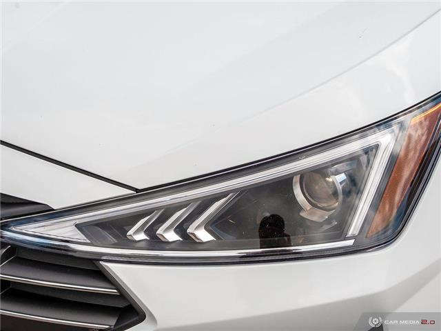 2019 Hyundai Elantra Preferred (Stk: D1409) in Regina - Image 10 of 28