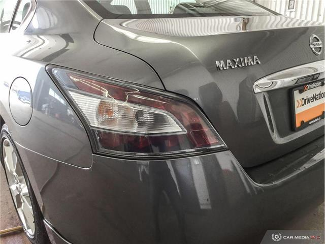 2014 Nissan Maxima SV (Stk: B1961A) in Prince Albert - Image 11 of 25