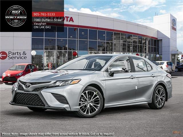 2019 Toyota Camry SE (Stk: 68719) in Vaughan - Image 1 of 24