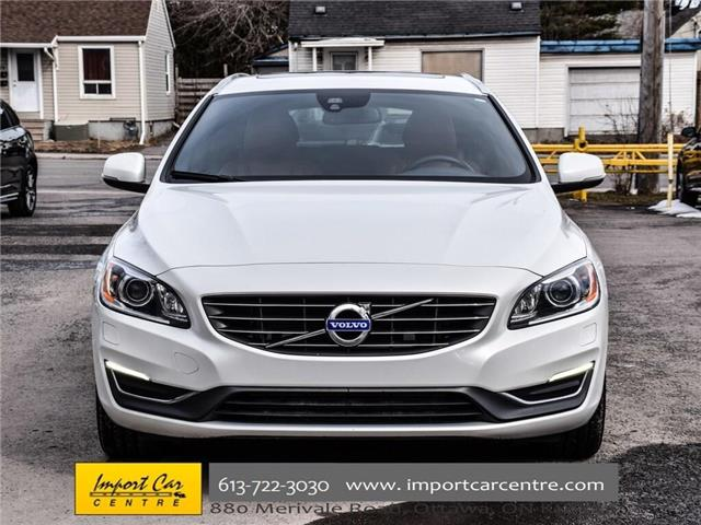 2015 Volvo V60 T5 Premier Plus (Stk: 196420) in Ottawa - Image 2 of 30