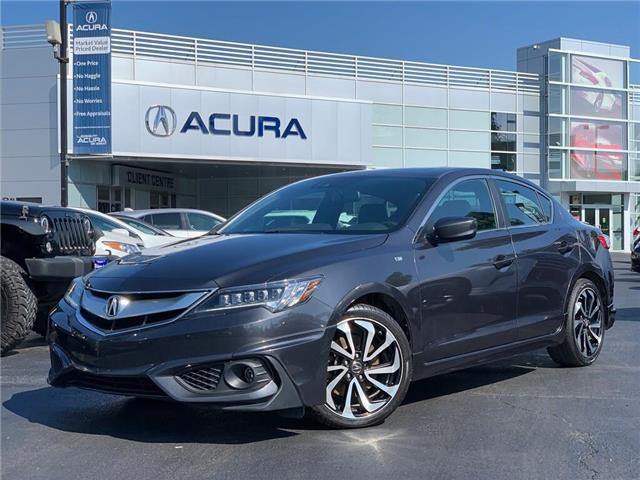 2016 Acura ILX A-Spec (Stk: D428) in Burlington - Image 1 of 30