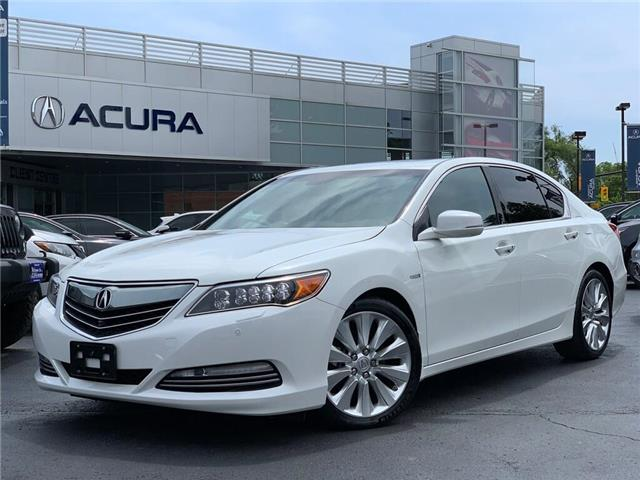 2015 Acura RLX Sport Hybrid Base (Stk: 4057) in Burlington - Image 1 of 30