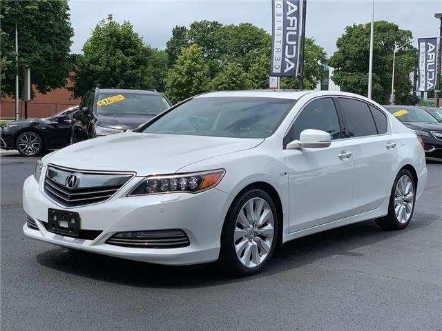 2015 Acura RLX Sport Hybrid Base (Stk: 4057) in Burlington - Image 2 of 30