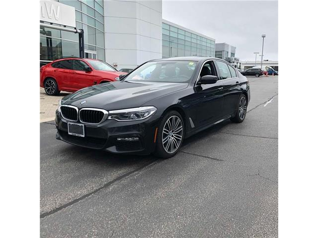 2017 BMW 530i xDrive (Stk: T679114A) in Oakville - Image 1 of 9