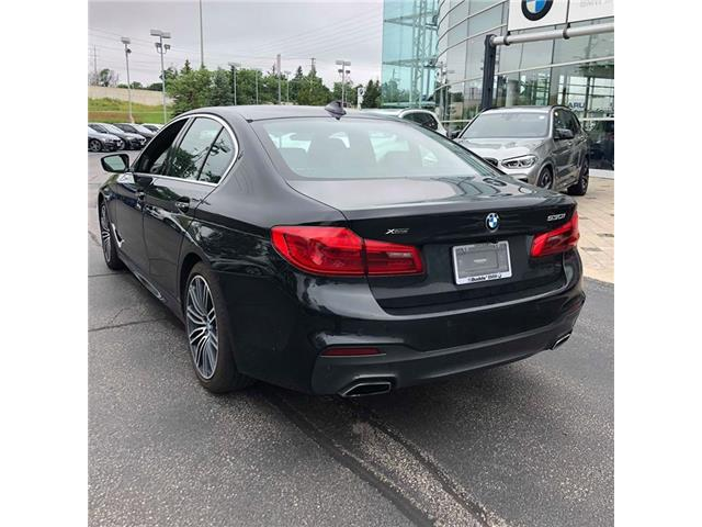 2017 BMW 530i xDrive (Stk: T679114A) in Oakville - Image 2 of 9