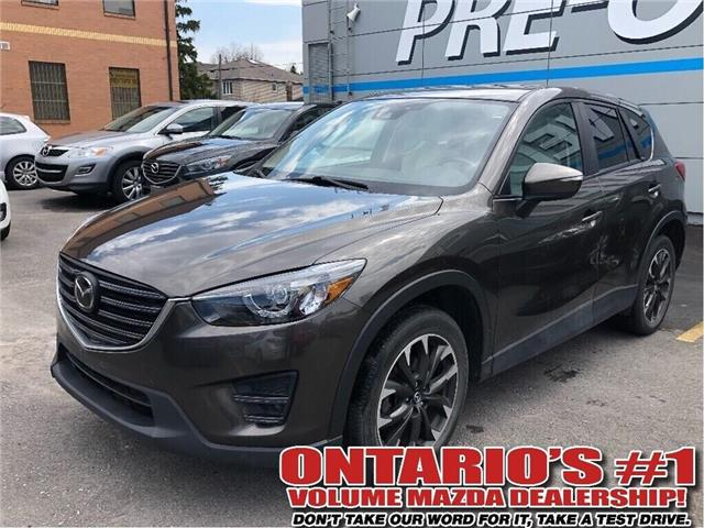 2016 Mazda CX-5 GT (Stk: P2353) in Toronto - Image 1 of 17