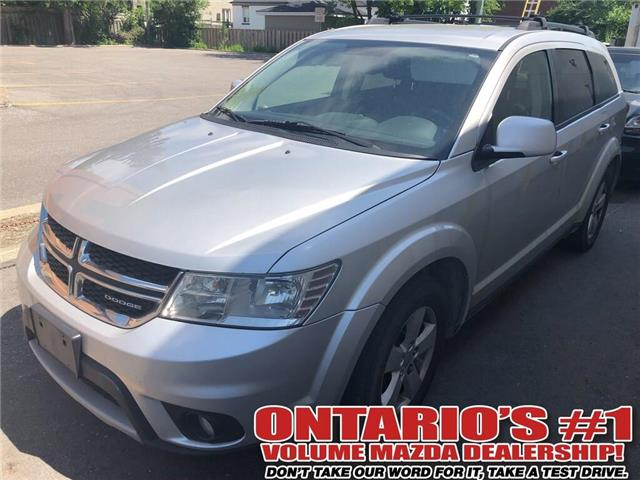 2012 Dodge Journey SXT & Crew (Stk: 81935A) in Toronto - Image 1 of 15