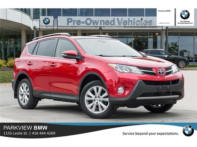2015 Toyota RAV4 Limited (Stk: 302322A) in Toronto - Image 1 of 22