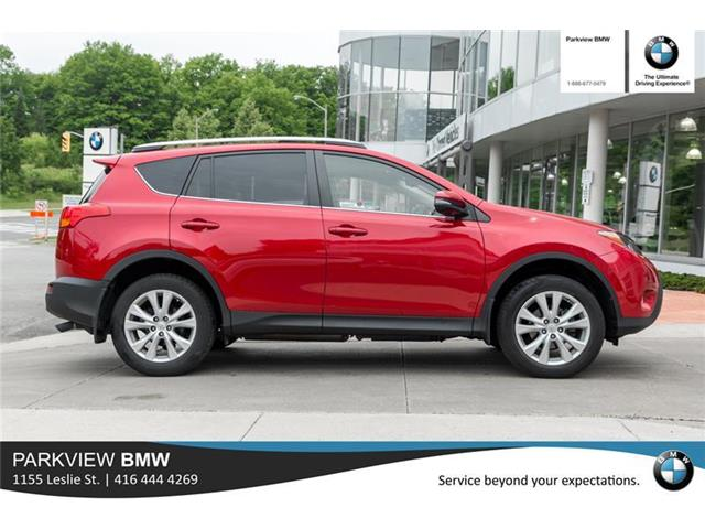2015 Toyota RAV4 Limited (Stk: 302322A) in Toronto - Image 4 of 22