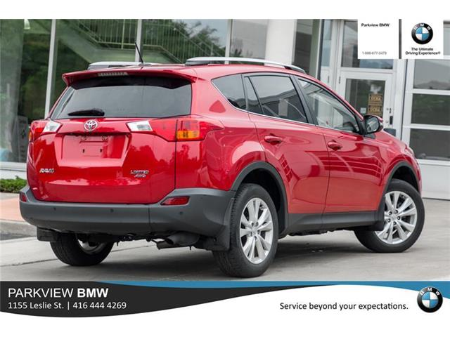 2015 Toyota RAV4 Limited (Stk: 302322A) in Toronto - Image 5 of 22