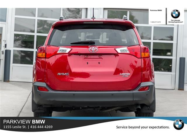 2015 Toyota RAV4 Limited (Stk: 302322A) in Toronto - Image 6 of 22