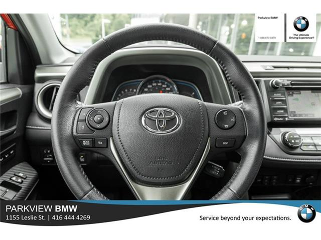 2015 Toyota RAV4 Limited (Stk: 302322A) in Toronto - Image 12 of 22