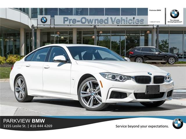 2015 BMW 435i xDrive Gran Coupe (Stk: PP8666) in Toronto - Image 1 of 21