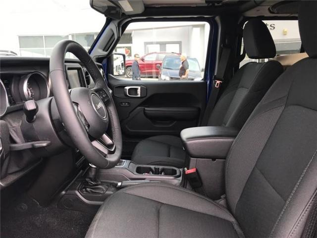 2019 Jeep Wrangler Unlimited Sport (Stk: W18677) in Newmarket - Image 10 of 11