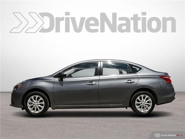 2018 Nissan Sentra 1.8 SV (Stk: A2910) in Saskatoon - Image 3 of 30