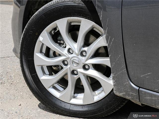 2018 Nissan Sentra 1.8 SV (Stk: A2910) in Saskatoon - Image 6 of 30