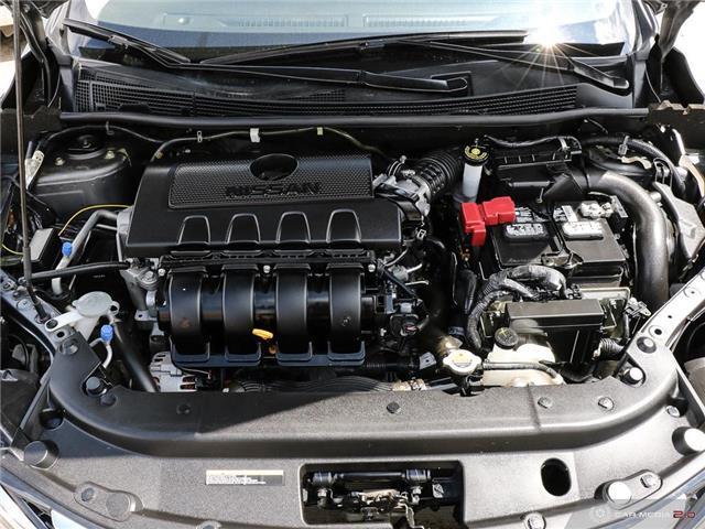 2018 Nissan Sentra 1.8 SV (Stk: A2910) in Saskatoon - Image 8 of 30