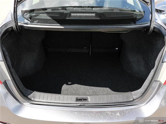 2018 Nissan Sentra 1.8 SV (Stk: A2910) in Saskatoon - Image 11 of 30