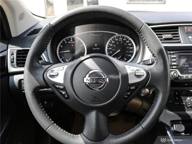 2018 Nissan Sentra 1.8 SV (Stk: A2910) in Saskatoon - Image 14 of 30