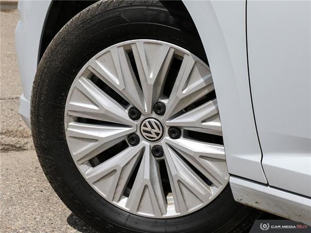 2019 Volkswagen Jetta 1.4 TSI Comfortline (Stk: A2908) in Saskatoon - Image 6 of 26