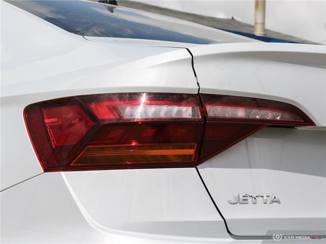 2019 Volkswagen Jetta 1.4 TSI Comfortline (Stk: A2908) in Saskatoon - Image 12 of 26