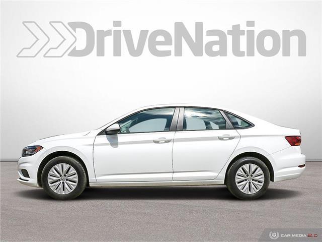 2019 Volkswagen Jetta 1.4 TSI Comfortline (Stk: A2912) in Saskatoon - Image 3 of 26