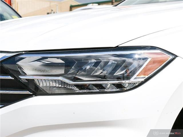 2019 Volkswagen Jetta 1.4 TSI Comfortline (Stk: A2912) in Saskatoon - Image 10 of 26