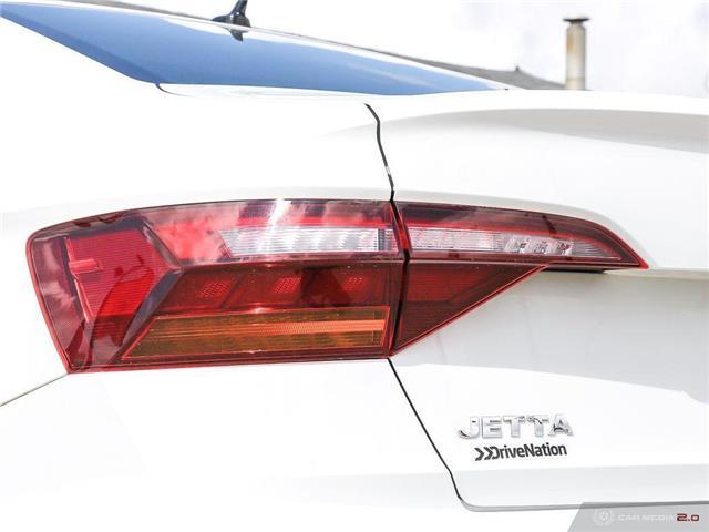 2019 Volkswagen Jetta 1.4 TSI Comfortline (Stk: A2912) in Saskatoon - Image 12 of 26