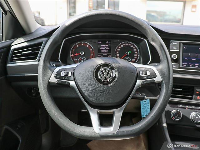 2019 Volkswagen Jetta 1.4 TSI Comfortline (Stk: A2912) in Saskatoon - Image 14 of 26