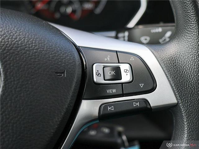 2019 Volkswagen Jetta 1.4 TSI Comfortline (Stk: A2912) in Saskatoon - Image 19 of 26