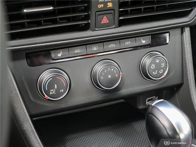 2019 Volkswagen Jetta 1.4 TSI Comfortline (Stk: A2912) in Saskatoon - Image 21 of 26
