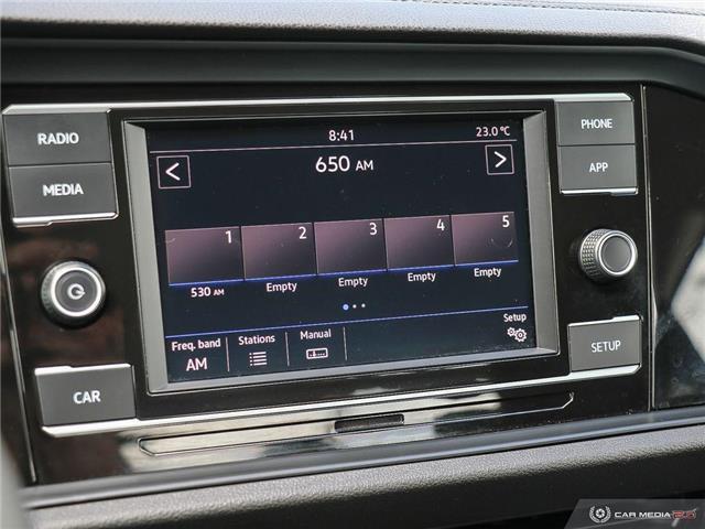 2019 Volkswagen Jetta 1.4 TSI Comfortline (Stk: A2912) in Saskatoon - Image 22 of 26