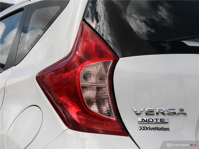 2019 Nissan Versa Note S (Stk: A2900) in Saskatoon - Image 12 of 26