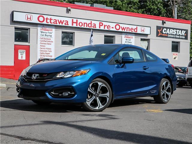 2015 Honda Civic Si (Stk: H7749-0) in Ottawa - Image 1 of 27