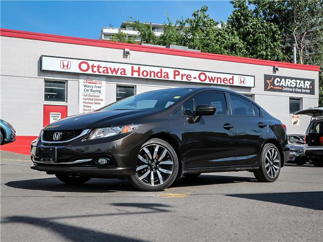 2014 Honda Civic Touring (Stk: 32103-1) in Ottawa - Image 1 of 27