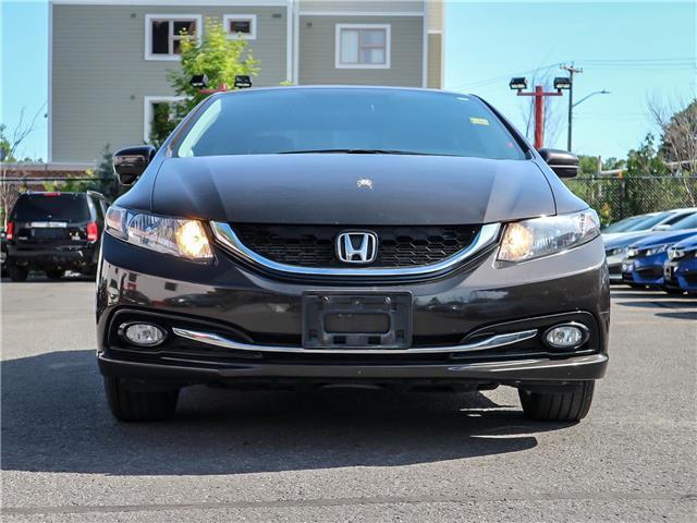 2014 Honda Civic Touring (Stk: 32103-1) in Ottawa - Image 2 of 27