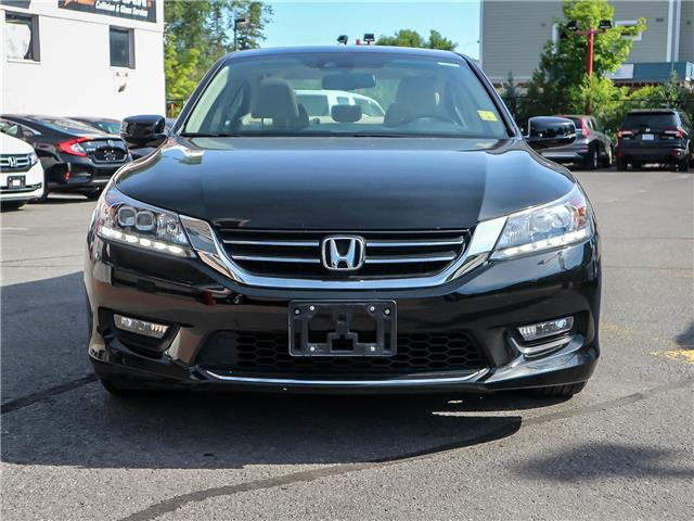 2015 Honda Accord Touring (Stk: H7793-0) in Ottawa - Image 2 of 26
