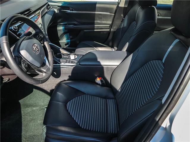 2018 Toyota Camry Hybrid SE (Stk: 32253-1) in Ottawa - Image 10 of 27